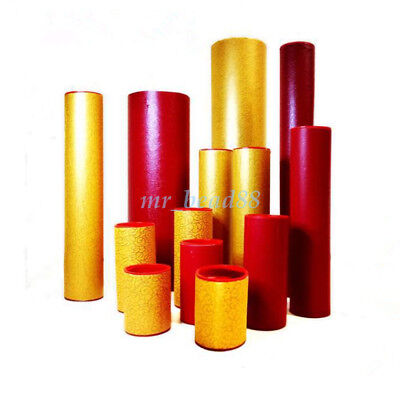 - Mailing Shipping Packing Postal Tube Scroll Holder Poster Document Graphics 1Pc