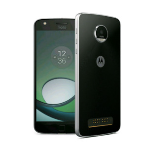 New Moto z play factory unlocked - 10-13hrs screen on