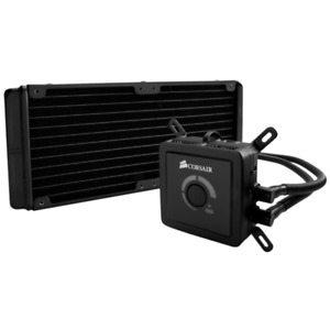 CorsairHydro Series™ H100 Extreme Performance Liquid CPU Cooler