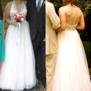 Wedding dress sz 6