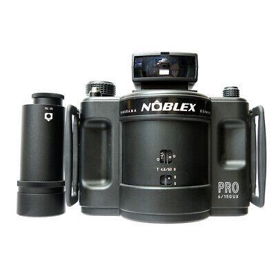 Noblex pro 6/150 PANORAMA Camera + Long time Module Adapter