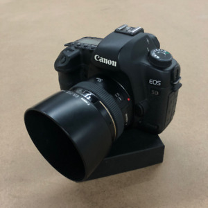Canon 5D MK2 + Canon 50MM 1.4 +GRIP