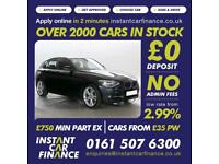 BMW 118 1.6 2012MY i Sport CAR FINANCE FOR ALL CREDIT TYPES!! WE CAN HELP!!