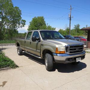 2001 Ford F-350 7.3L Diesel. Selling As is