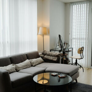 Beautiful 1Bdrm Condo | Corner Unit | City Place | July 1st