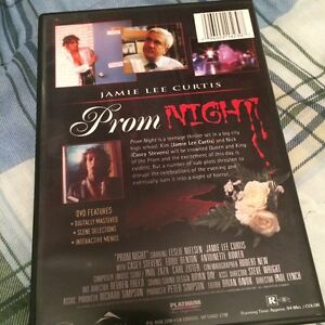 Prom Night DVD Kingston Kingston Area image 2