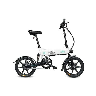 FIIDO D2 Electric Smart Folding Bike Moped Pedal Black Only Ebike Outdoor Cycle