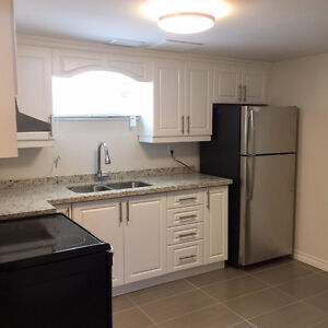Newly Renovated 2-Bedroom Basement Apartment for Rent