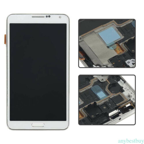 A++ LCD Screen Touch Digitizer Assembly Fr Samsung Galaxy Note 1 2 3 4 5 8 9 Lot