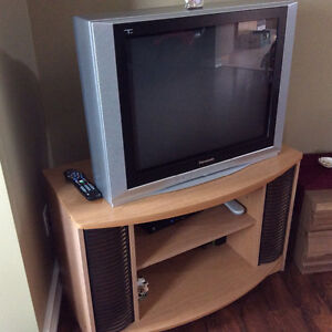 Tivi and Tv stand