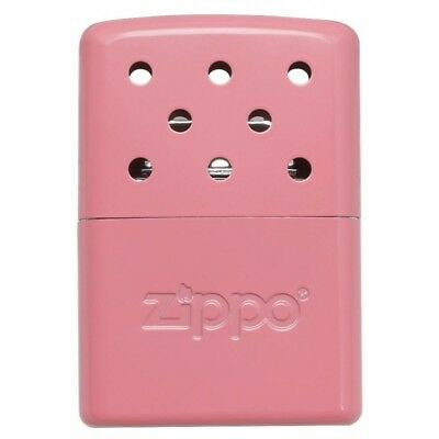 Zippo Lighter 40473 6-Hour High Polish PiNK Pocket Hand Warmer Windproof New