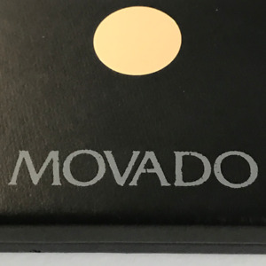 MOVADO Sapphire Series - Swiss Made Mens Watch