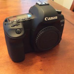Appareil photo Canon Mark 2 5D