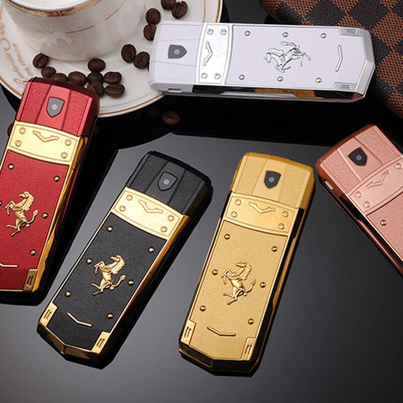 $44.99 - MAFAM A8 Luxury Car Metal Body Dual sim Cell phone Mobile phone Unlocked