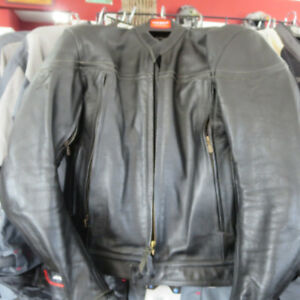 ZCustom Leather Motorcycle Jacket Only $90 Re-Gear Oshawa