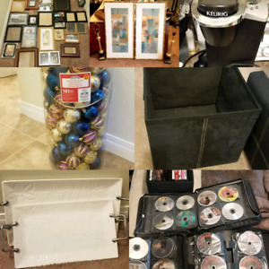 Lots and lots for sale. Apartment items for sale.
