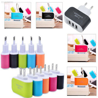 Home Travel Ac Adapter (CC29 3-Port USB Wall Home Travel AC LED Power Charger Adapter 3.1A Popular ^^)