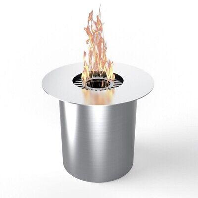 Regal Flame PRO Circular Convert Gel Fuel Cans to Bio Ethanol Cup Burner Insert Gel Fire Burners