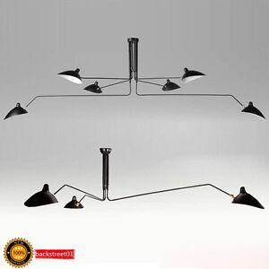 1-2-3-6-Arms-Serge-Mouille-Style-Ceiling-Lamp-Plafonnier-Pivotants-Eames-Prouve
