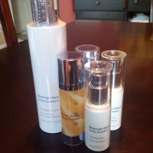 Meaningful Beauty by Cindy Crawford products