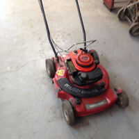"21"" Gas Lawn mower"