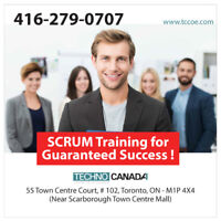 SCRUM Online Self-Paced Course | SCRUM Training Certification