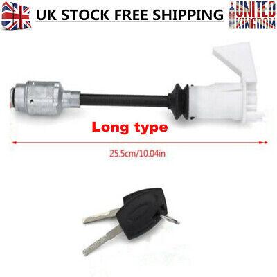 1343577 Bonnet Release Lock Repair Set With 2 Keys For Ford Focus MK2 2005-2011