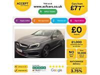 Mercedes-Benz A250 FROM £77 PER WEEK!