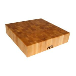 BOOS Professional Chopping Block, as seen on MASTERCHEF- NEW!!!