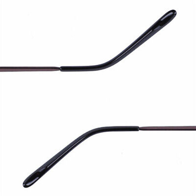 1 Pair Replacement Glasses Sunglasses Metal Arm Temple Repair 140mm Gold (Fix Sunglasses Arm)