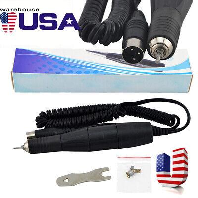 Dental Lab Jewelry Electric Micromotor Handpiece Polishing 35k Rpm Fit Marathon