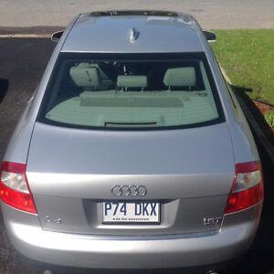 2004 Audi A4 Quattro Sedan
