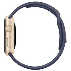 Apple Watch Series 1 Sport 42mm Gold with AppleCare Plan NEW West Island Greater Montréal image 2