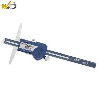 Digital Micrometer Caliper Stainless Steel Digimatic Depth Vernier Caliper 150mm