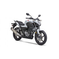 2015 Honda cb300 3 months old with warranty 9 months remaining