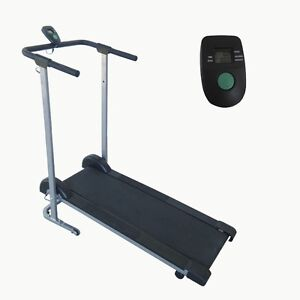 Sunny Manual Walking Treadmill, New