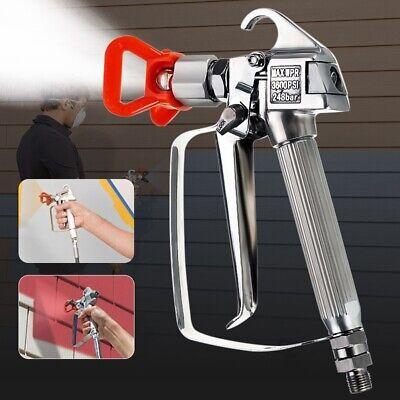 Airless Paint Airbrush 3600psi Airless Paint Spray Gun Wtip Guard Sprayers