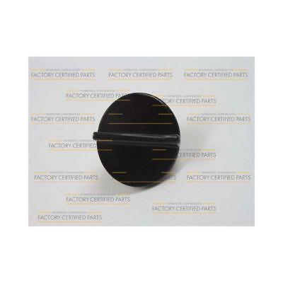 9870487 Whirlpool Trash Compactor Knob-Rotary Swbasicblk OEM