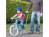 Balance Buddy Child's Bike Balance Aid ALSO Can be Used to Push Your Childs Bike