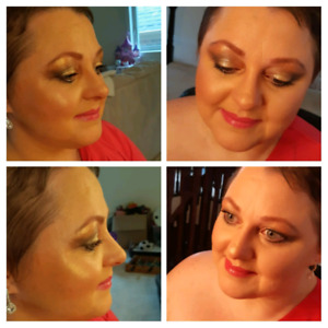 Makeup and hair special $80only