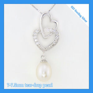Silver and Pearl jewelry website reasonable prices