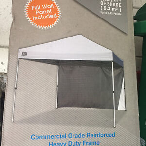 Quick Shade Commercial Instant 10' x 10' Canopy