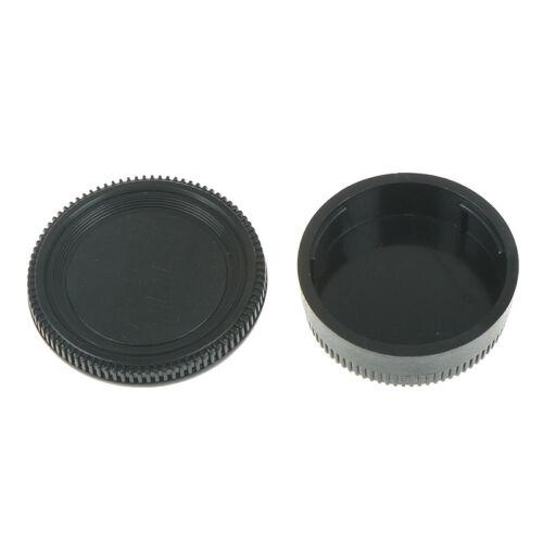 Camera Body Cover Lens Rear Cap For Nikon F D7100 D5200 D530