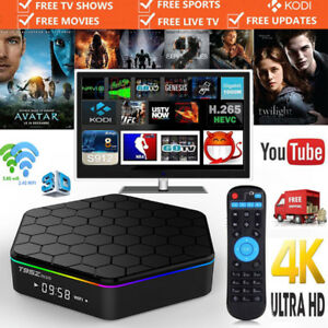T95Z Plus Amlogic S912 Android TV BOX 3G/16G Media Player 17.6