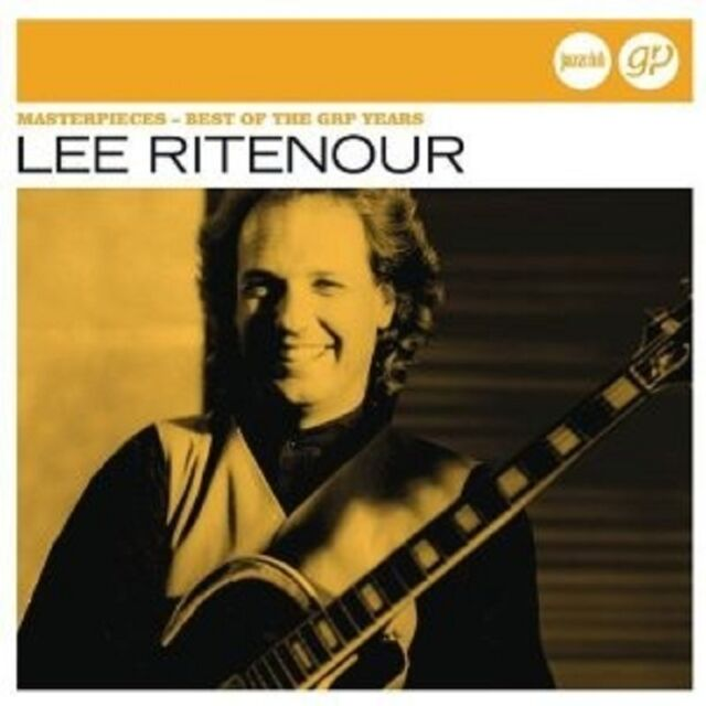 LEE RITENOUR - MASTERPIECES-BEST OF THE GRP YEARS (JAZZ CLUB)  CD NEU