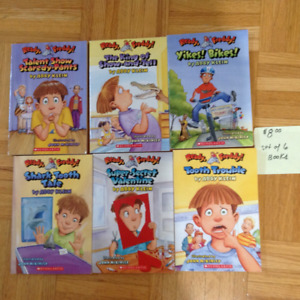 Kids Chapter Books -