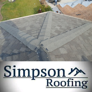 Simpson Roofing , Where Quality Meets Affordability!