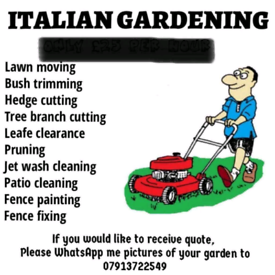 Italian gardening
