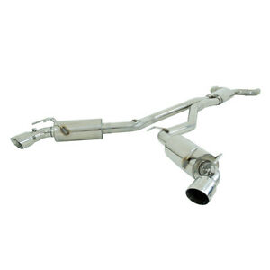 EXHAUST MBRP STAINLESS - CAMARO 2010-15