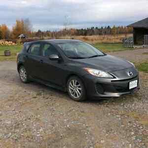 2012 Mazda Mazda3 GS Sedan